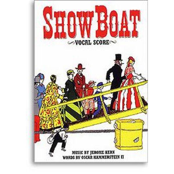 Show Boat - Vocal Score - Piano/Vokal