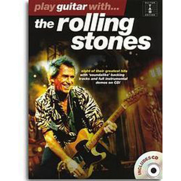 Play Guitar With The Rolling Stones - Guitar TAB