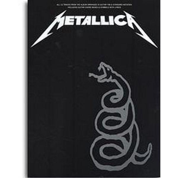 Black Album, Metallica - Gitar