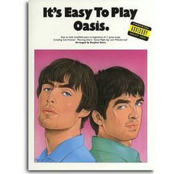 It's Easy To Play Oasis