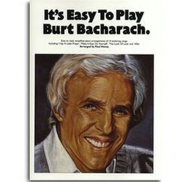 It's Easy To Play Burt Bacharach