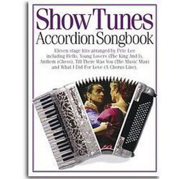Show Tunes - Accordion Songbook
