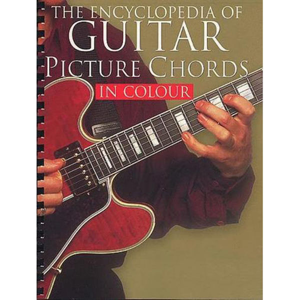 Enclopedia of guitar picture chords in colour