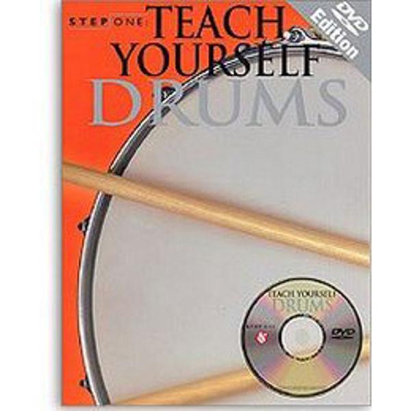 Teach Yourself Drums Step One w/DVD