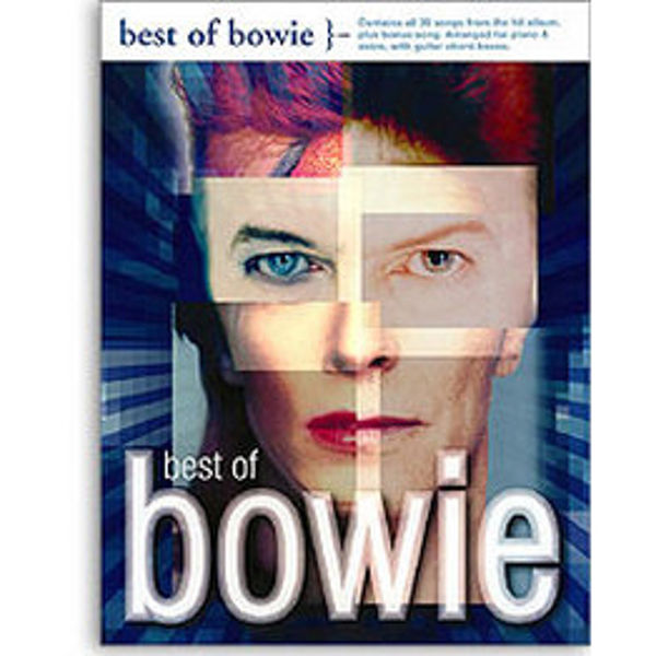 Best of Bowie (Piano/Vocal/Guitar)