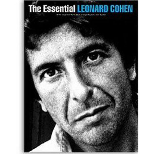 The Essential Leonard Cohen (piano/vokal/gitar)
