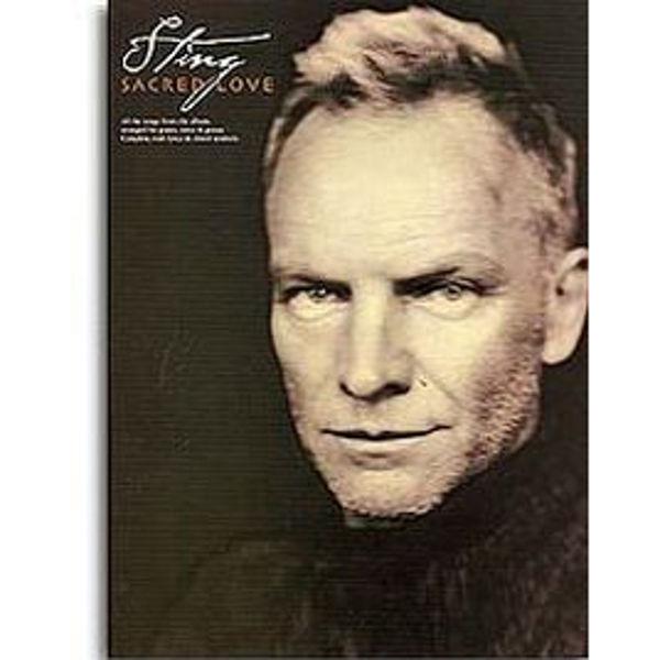 Sacred Love, Sting - Piano/Vokal/Gitar