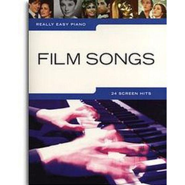 Really Easy Piano Film Songs 24 Screen Hits