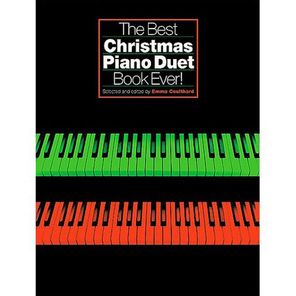 The Best Christmas Piano Duet book Ever