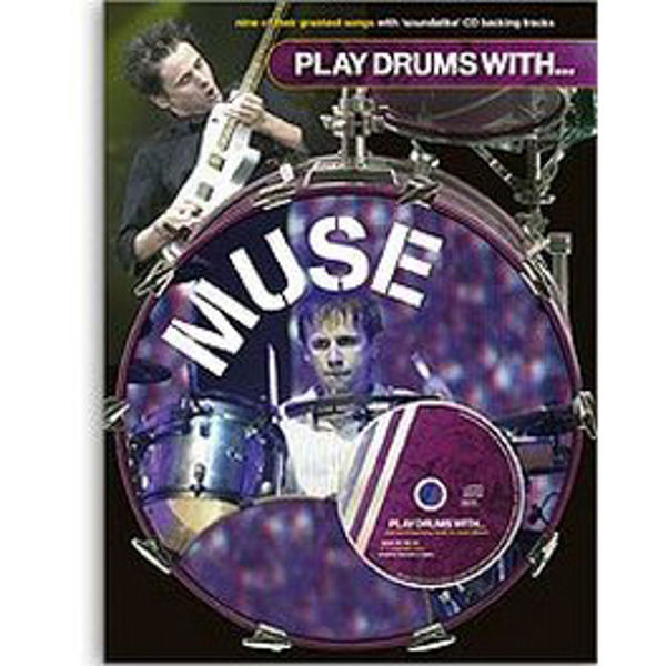 Play Drums With Muse m/CD