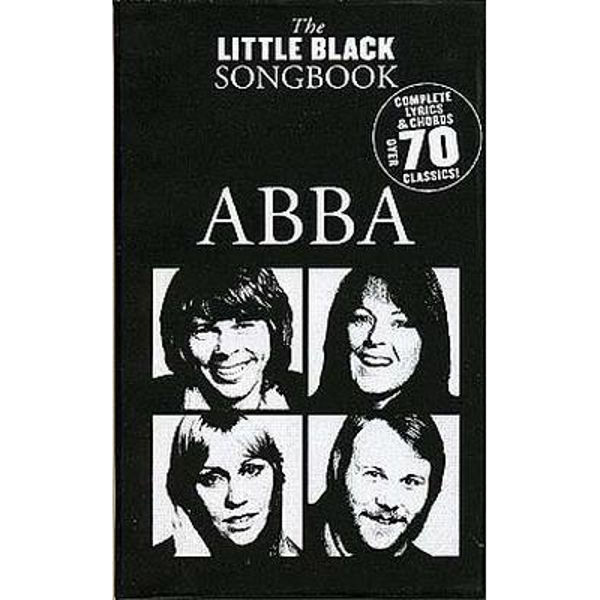 Little Black Songbook: ABBA