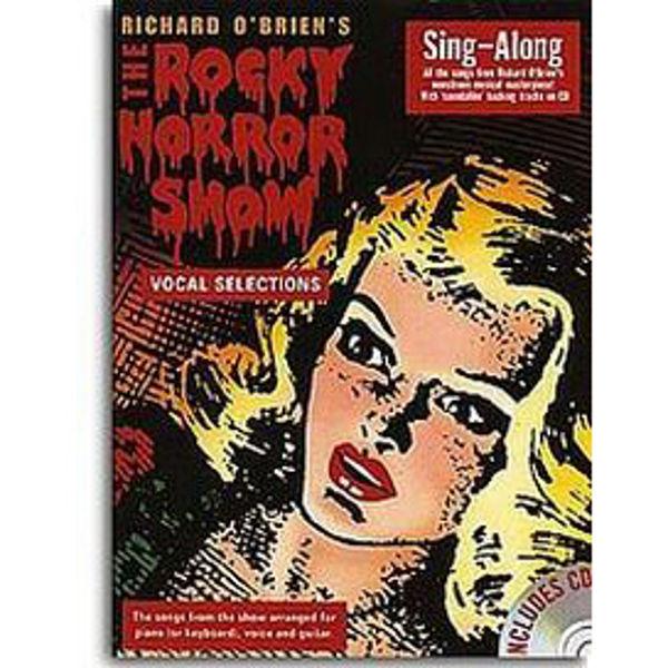 The Rocky Horror Show - Piano/Vokal/Gitar (Sing-Along)