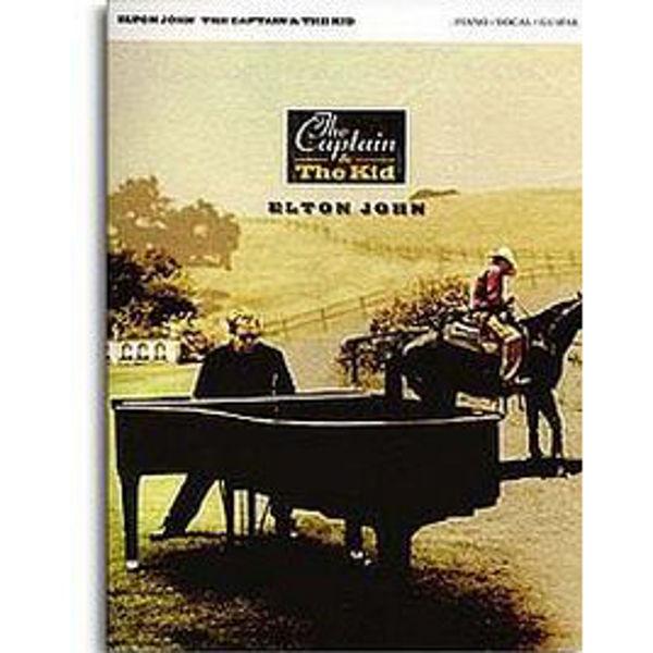 The Captain &The Kid, Elton John (piano/vokal/gitar)