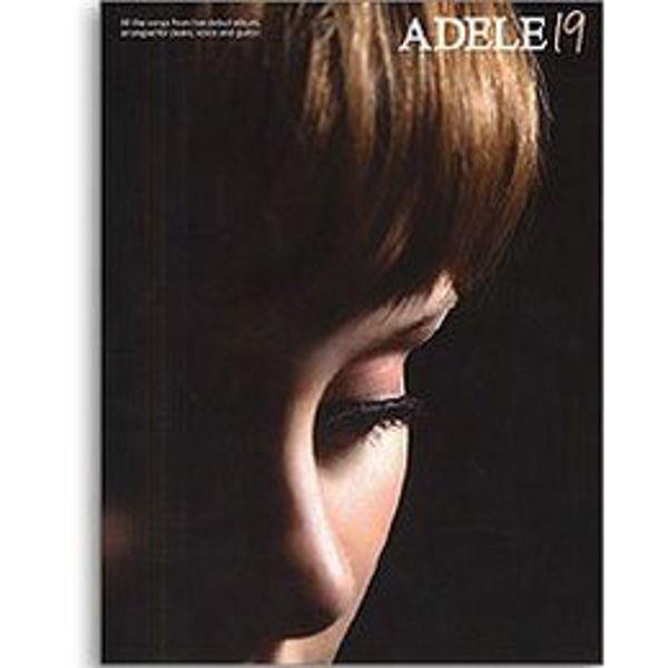 Adele 19, Piano/Vokal/Gitar