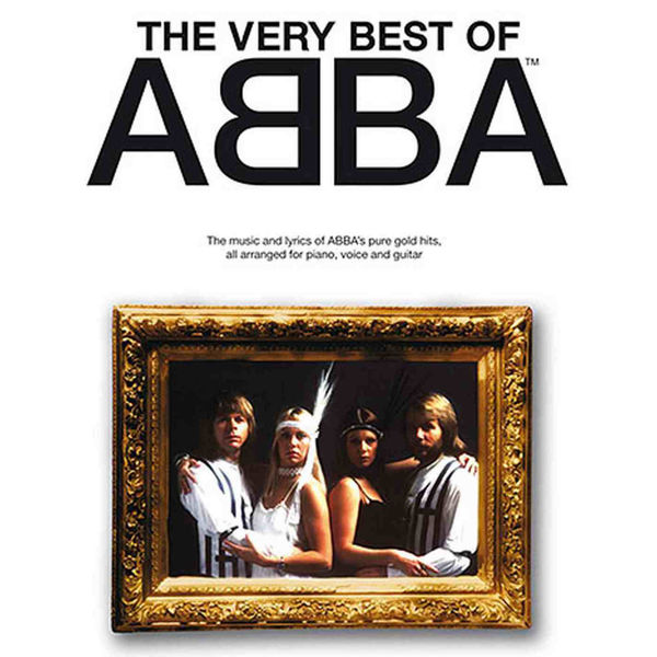 ABBA, The very best of,  PVG