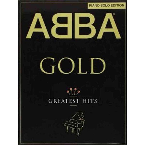 Abba: Gold - Piano Solo Edition