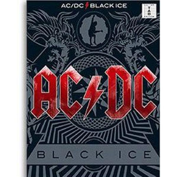 Black Ice, AC/DC - Gitar (TAB)
