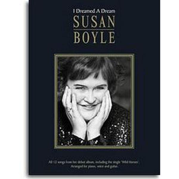 I Dreamed A Dream, Susan Boyle (PVG)