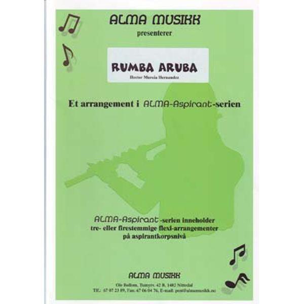 Rumba Aruba - Alma Aspirantserie
