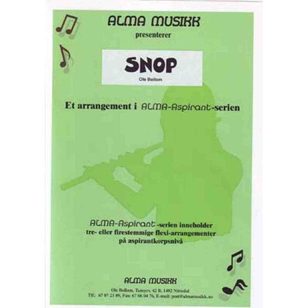 Snop  - Alma Aspirantserie