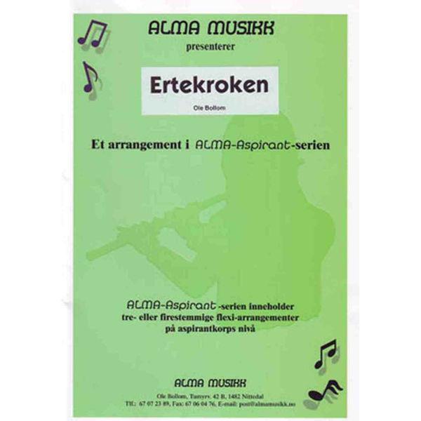 Ertekroken  - Alma Aspirantserie