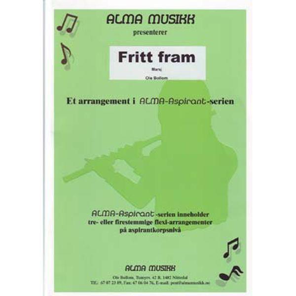 Fritt fram - Alma Aspirantserie