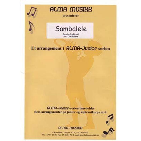 Sambalele - Alma Juniorserie