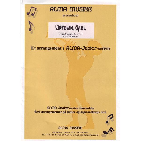 Uptown Girl - Alma Juniorserie