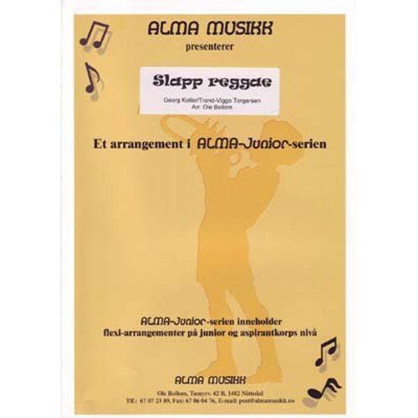 Slapp reggae - Alma Juniorserie