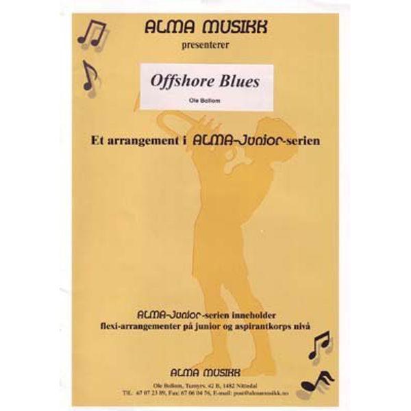 Offshore Blues - Alma Juniorserie