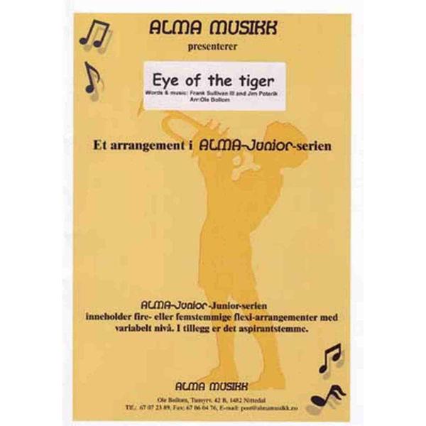 Eye of the tiger - Alma Juniorserie