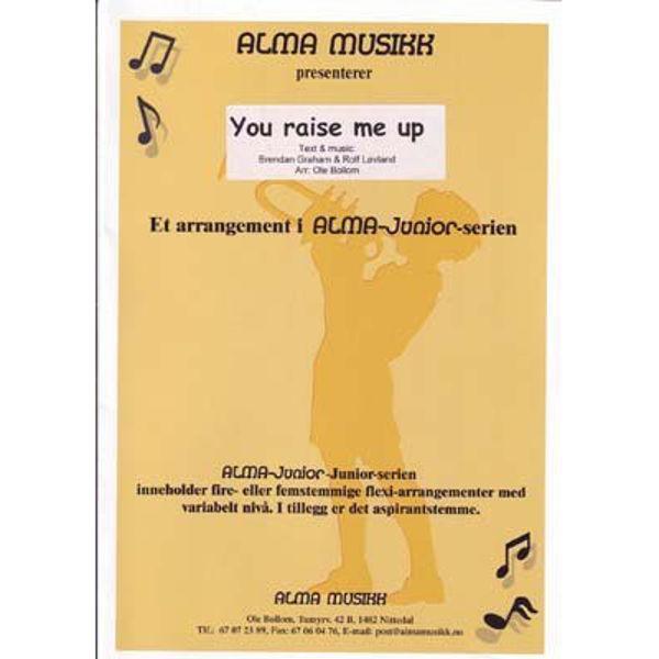 You raise me up - Alma Juniorserie