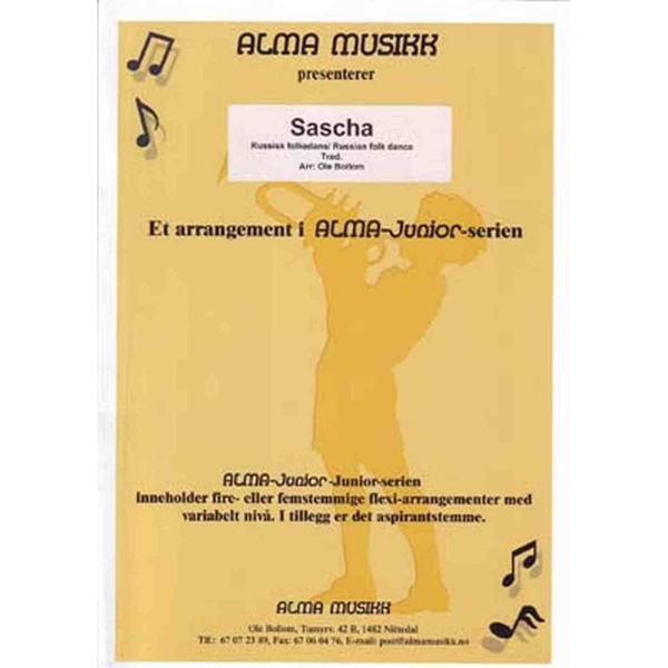 Sascha - Alma Juniorserie
