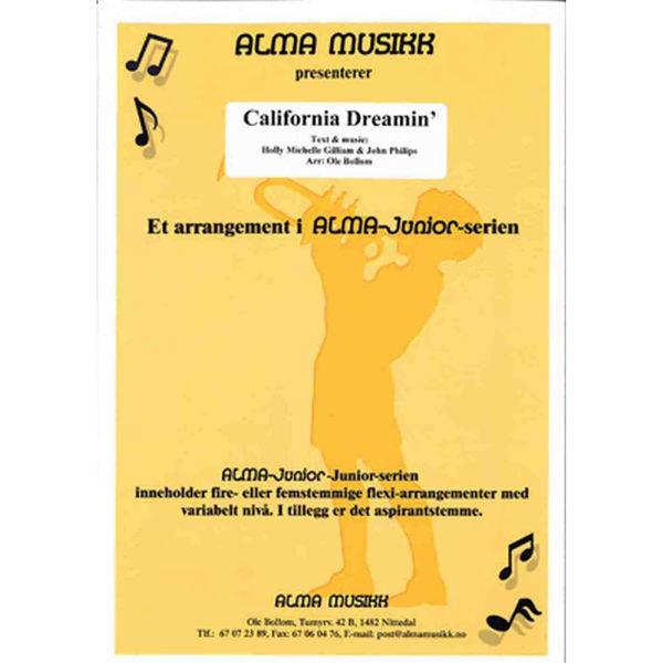 California Dreamin' - Alma Juniorserie