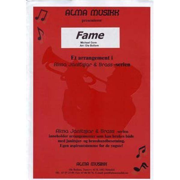 Fame, Michael Gore arr Ole Bollom - Almaserien