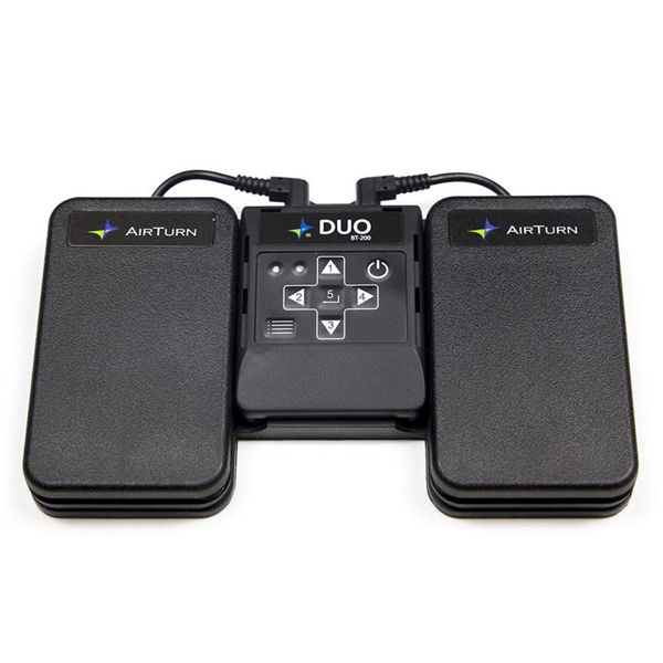 Airturn DUO 200 Bluetooth Pedal Page Turner