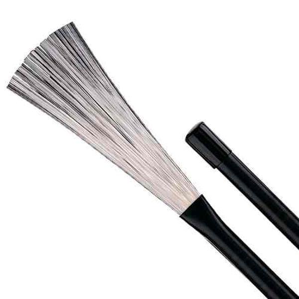 Visper Pro-Mark B600, Nylon Bristle Brushes, Medium