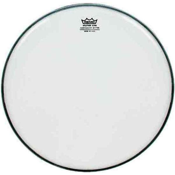 Trommeskinn Remo Ambassador, BA-0208-00, Smooth White 8