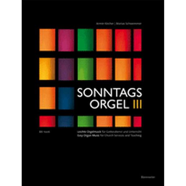 Sonntags Orgel 3 Easy Organ Music for Church