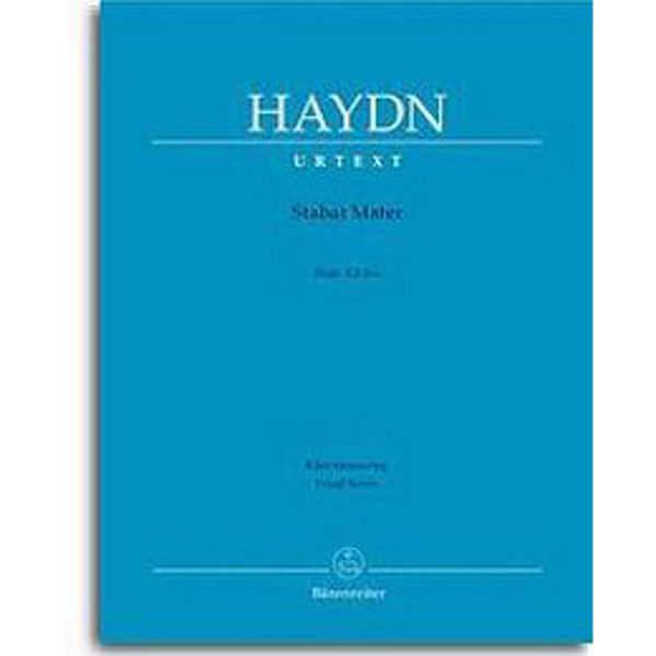 Haydn - Stabat Mater - Vocal Score