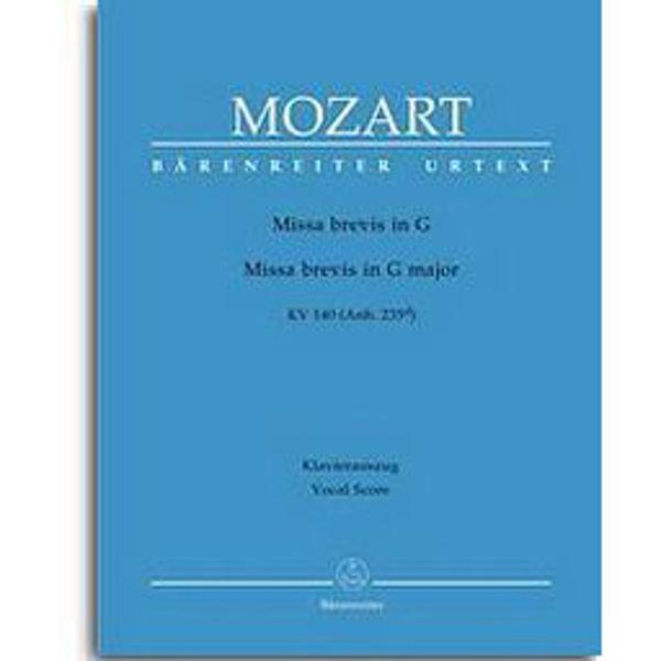 Mozart - Missa brevis in G - KV 140