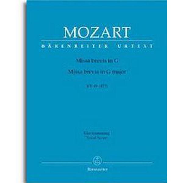 Mozart - Missa brevis in G - KV 49