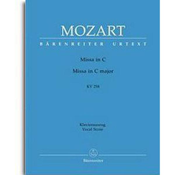 Mozart - Missa in C - KV 258