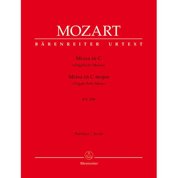 Mozart - Missa in C - KV 259