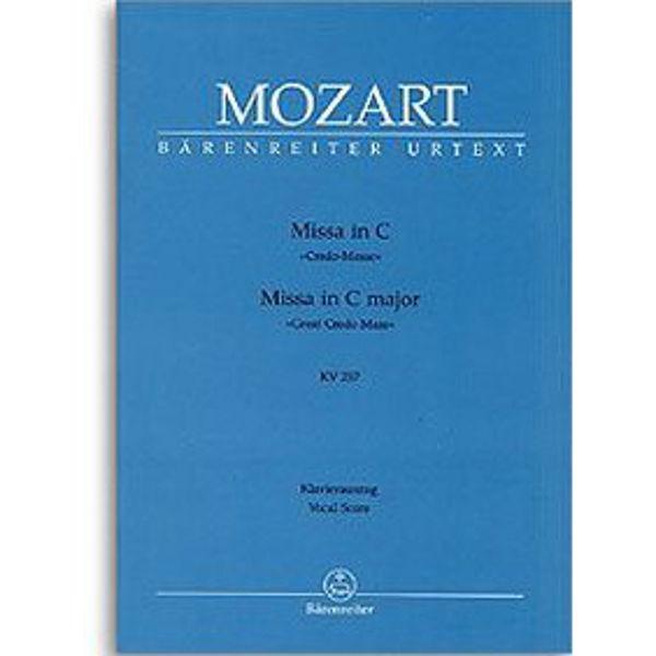 Mozart - Missa in C - KV 257