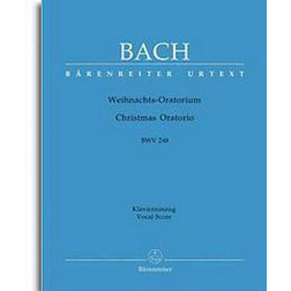Christmas Oratorium / Weihnachtsoratorium  BWV 248, Johann Sebastian Bach, Vocal Score