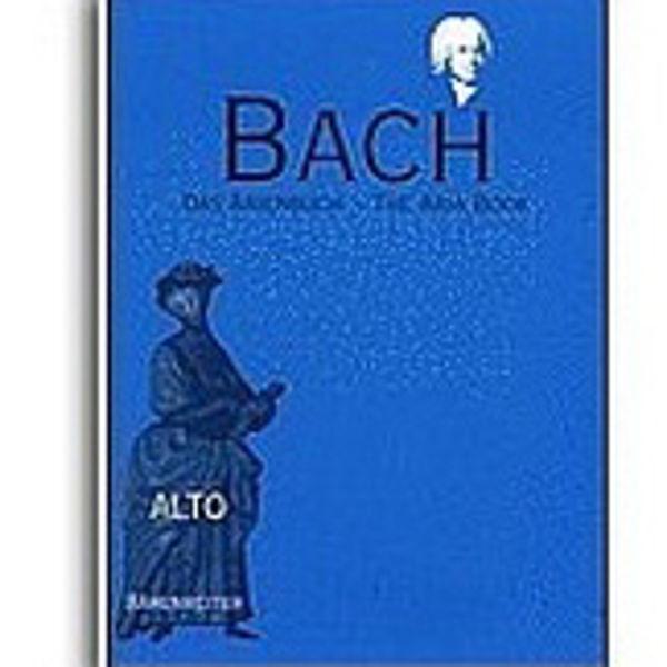 Bach - The Aria Book - Alto