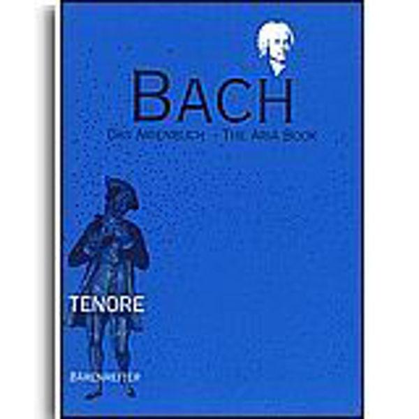 Bach - The Aria Book - Tenore