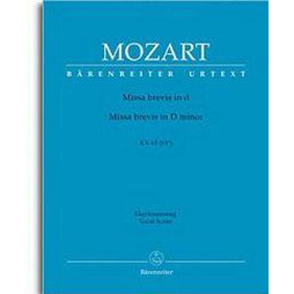 Mozart - Missa in D - KV 65