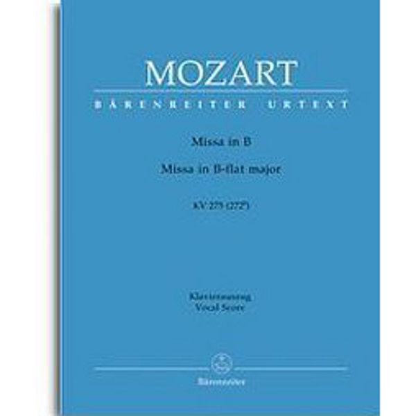 Mozart - Missa in B - KV 275